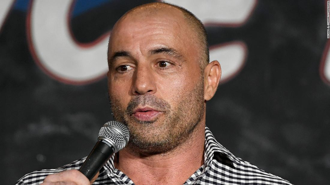 Joe Rogan spread dangerous misinformation about fires. Now he says he's sorry – CNN