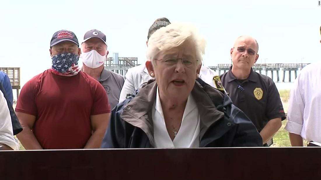 Alabama governor on Hurricane Sally damage: 'It's really, really bad'