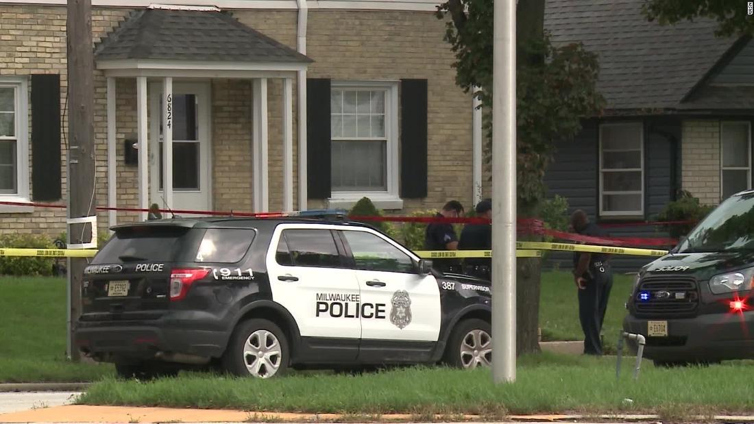 Milwaukee students attending online class heard fatal shots and their teacher called 911