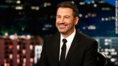 "Host Jimmy Kimmel on ""Jimmy Kimmel Live!"" Wednesday, March 4, 2020."