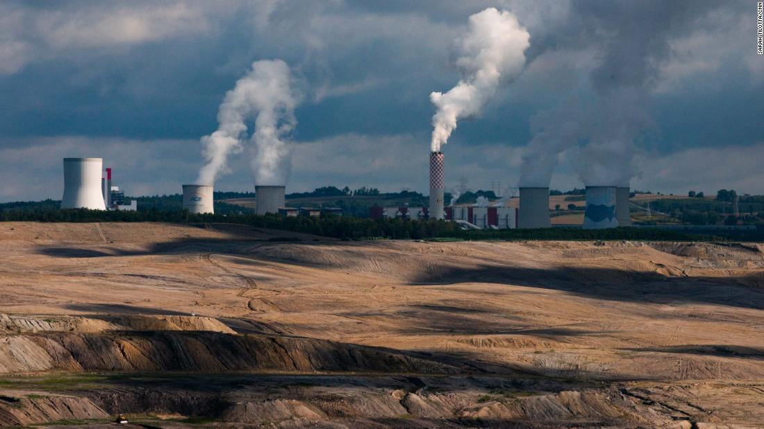 Poland ordered to pay 0,000 fine for each day it continues operating a controversial coal mine