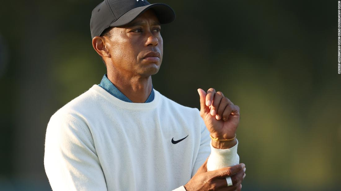 Tiger Woods misses US Open cut at 'brutal' Winged Foot
