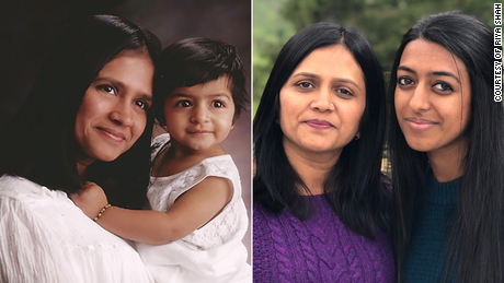 "Riya Shah started Fetal Life after hearing of how her mother faced several instances of false positive contractions. ""Her story really inspired me to figure out a way I could help,"" Shah said."