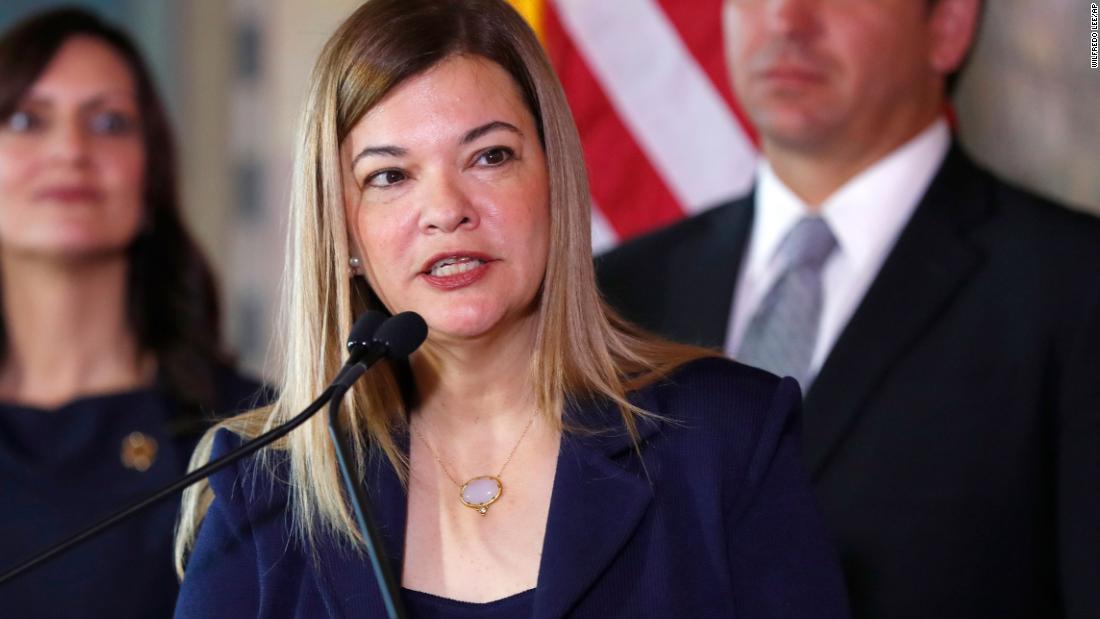 Barbara Lagoa, one of Trump's top contenders for the Supreme Court