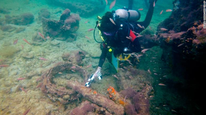 Mexican archaeologists identify the first Mayan slave ship to have ever been discovered