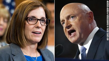 Supreme Court fight highlights US Senate race in Arizona