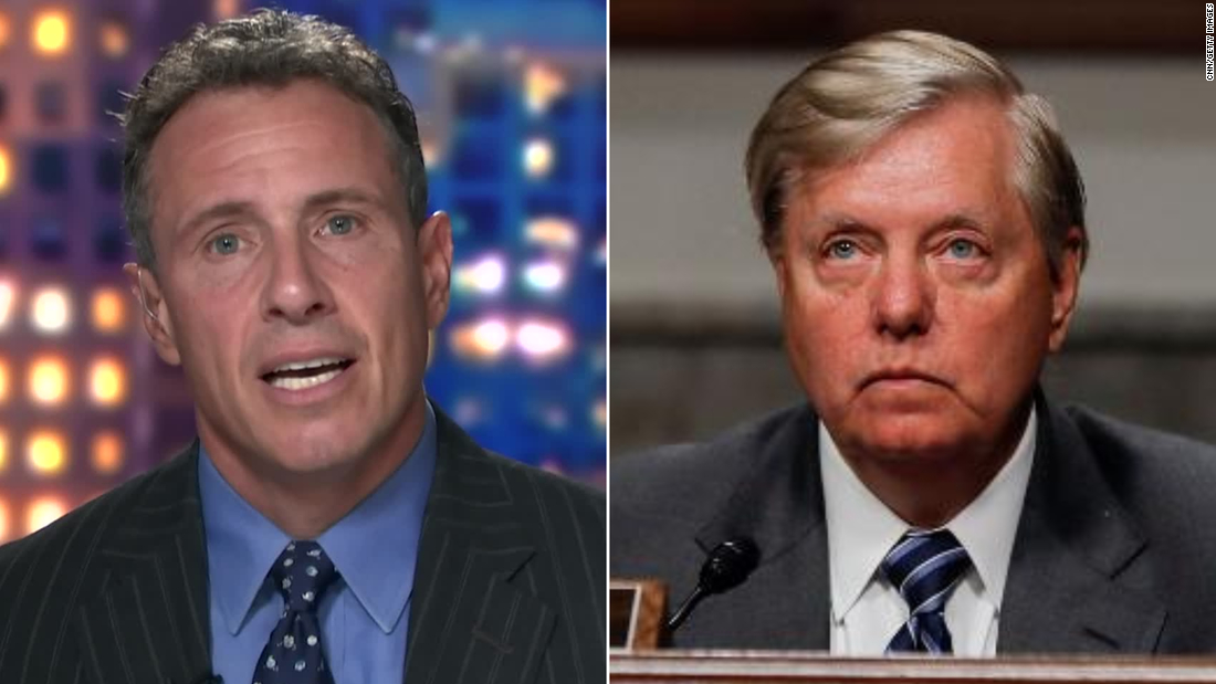 Cuomo: Why are you surprised Graham would eat his words?