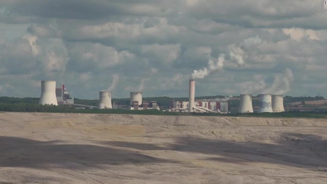 Poland's coal dependency hampers climate change efforts