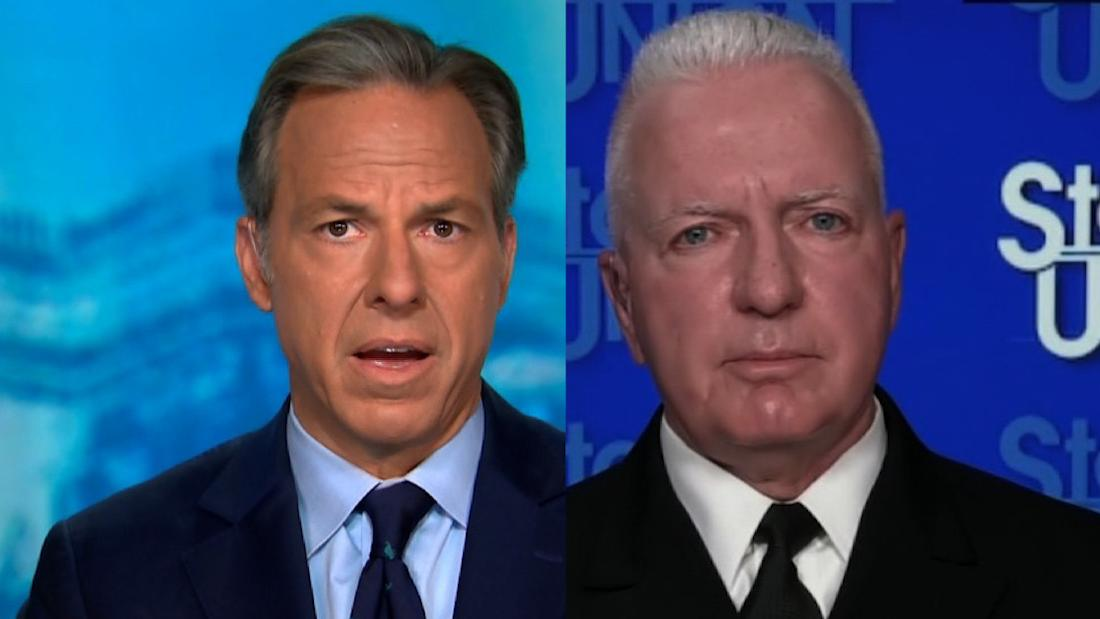 Tapper presses White House official on Trump's rallies
