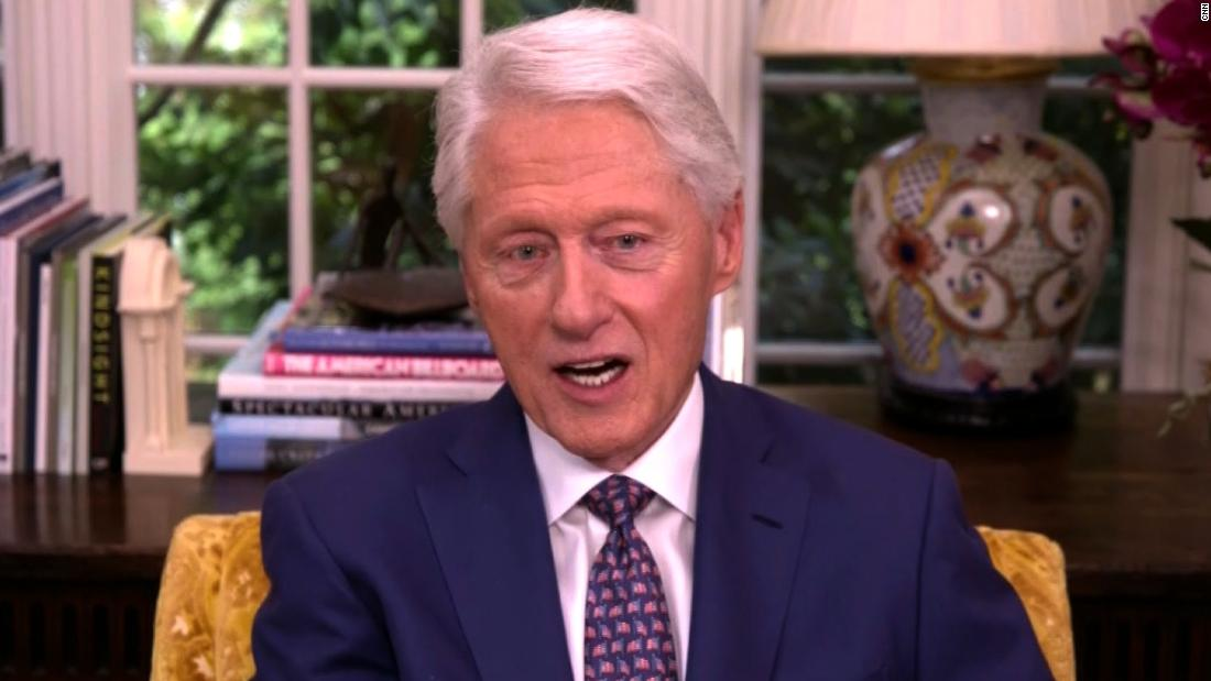 Bill Clinton: McConnell's argument doesn't cut any mustard