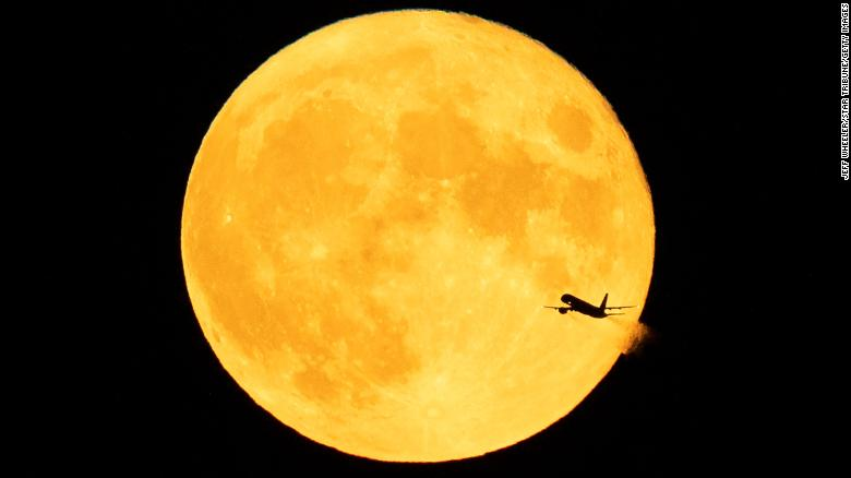 A rare blue moon will light up the sky on Halloween