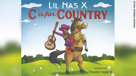 "Lil Nas X this week released his children's book, ""C Is for Country."""