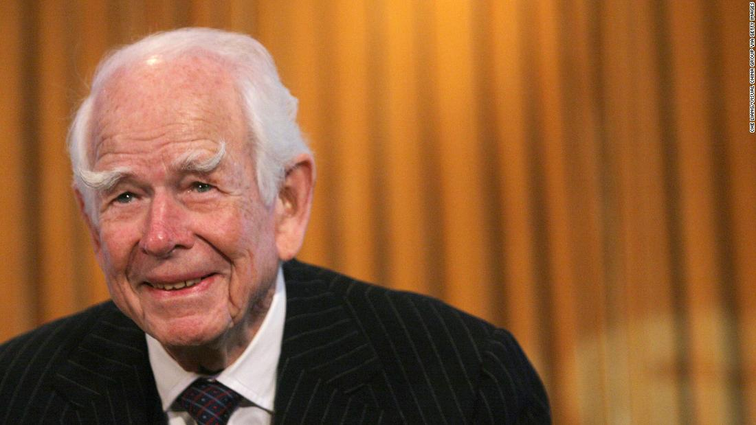 Former PepsiCo CEO Donald Kendall has died