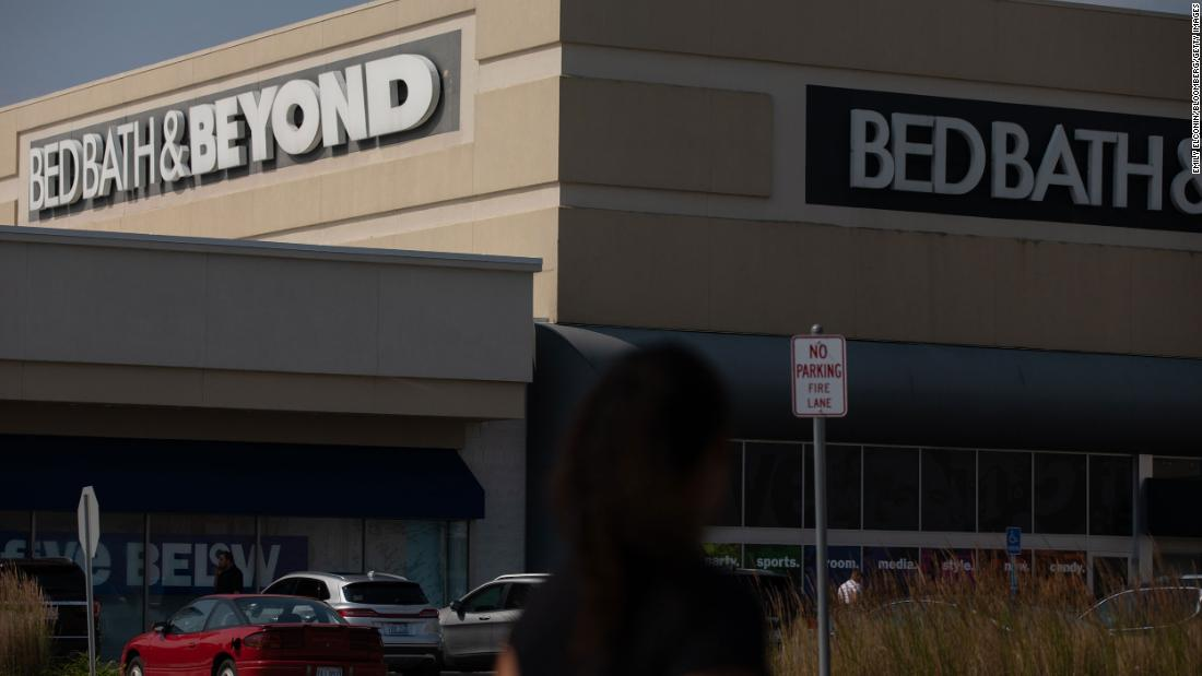 These 63 Bed Bath & Beyond stores are set to close by the end of 2020