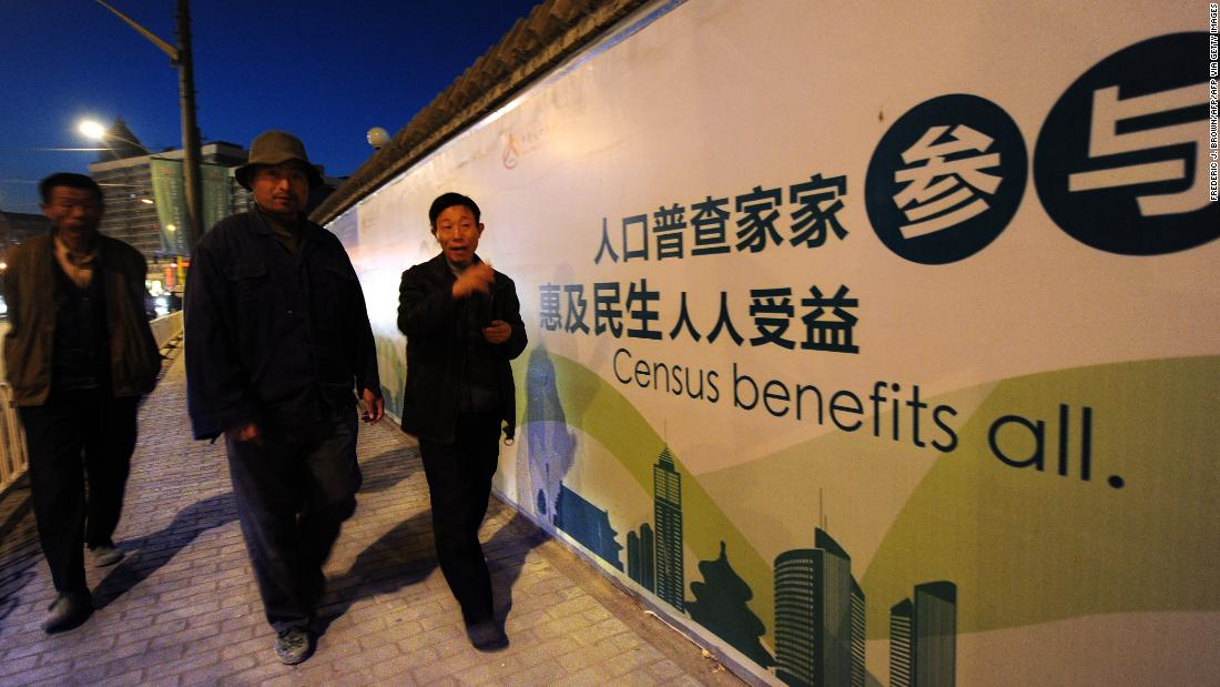China prepares to count 1.3B people