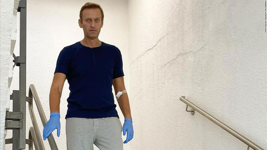 Kremlin critic Alexey Navalny discharged from hospital after poisoning – CNN