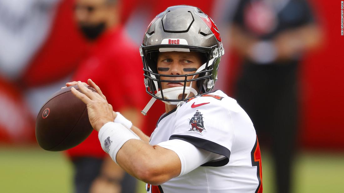 Tom Brady wins on his home debut for the Tampa Bay Buccaneers