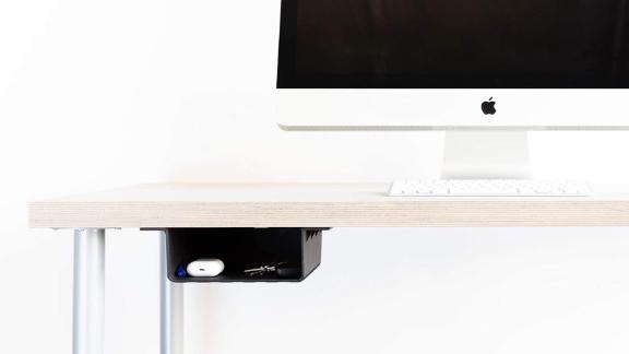 Elevation Under-Desk Storage Shelf