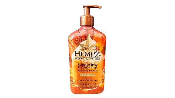 Hempz Pumpkin Spice & Vanilla Chai Herbal Body Moisturizer