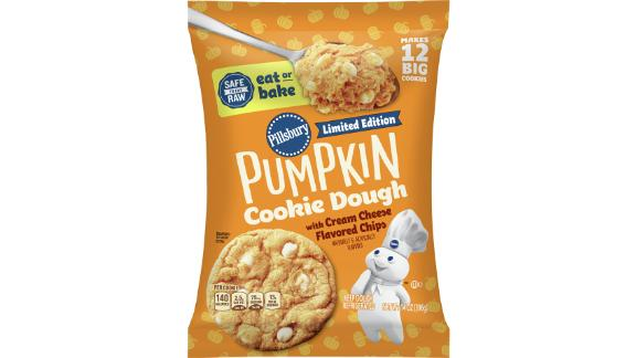 Pillsbury Ready to Bake! Pumpkin Cookies With Cream Cheese Chips