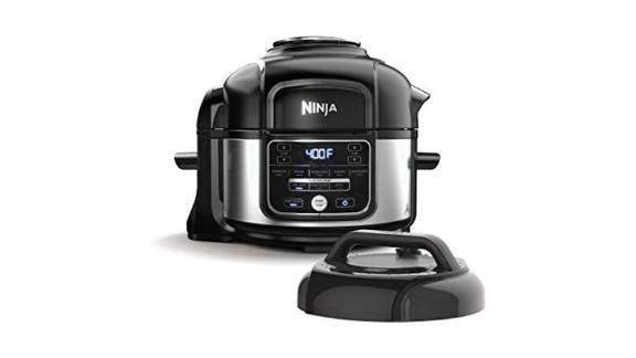 Ninja Foodi 9-in-1 Pressure Cooker and Air Fryer