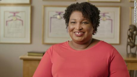 'Good Trouble' bonus: Extended interview with Stacey Abrams