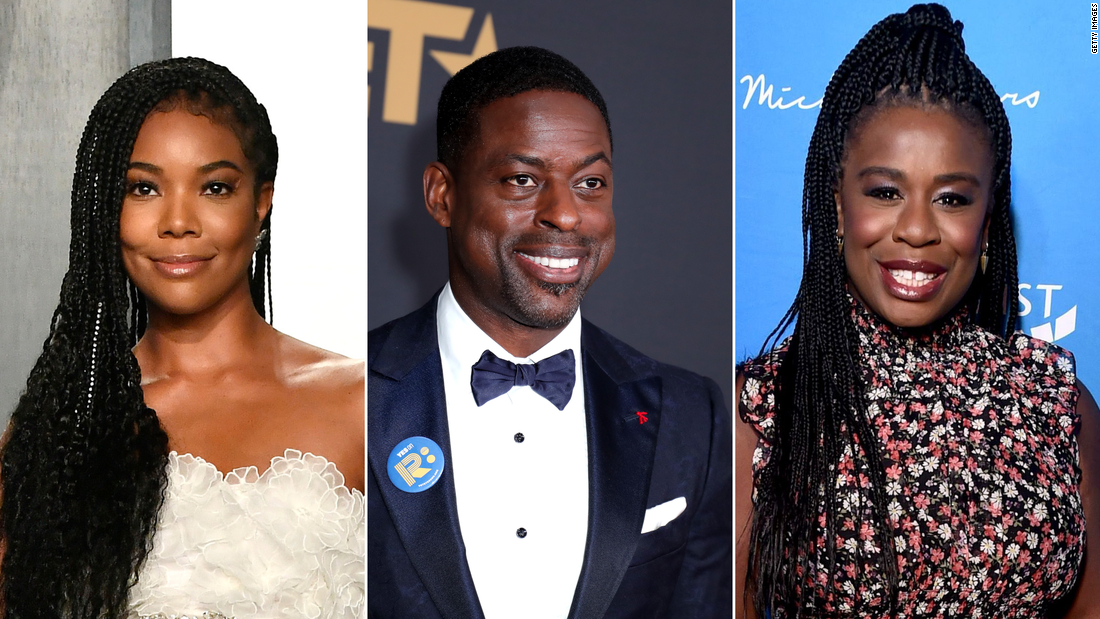 Gabrielle Union-Wade heading up 'Friends' table read with all Black cast