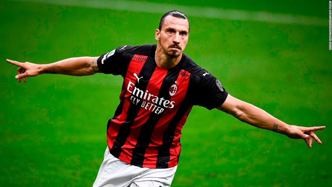 Age is just a number to Zlatan Ibrahimovic as he leads AC Milan to victory
