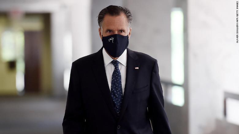 Romney cites Trump's rhetoric as he denounces 'vile' state of American politics