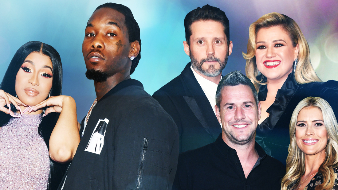 Analysis: Celebrity splits are none of our business, but we still care
