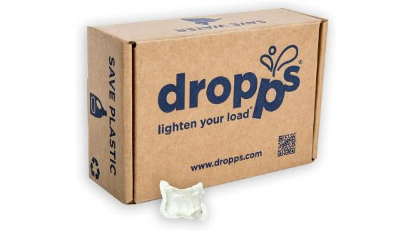 Dropps Stain & Odor Laundry Detergent Pacs
