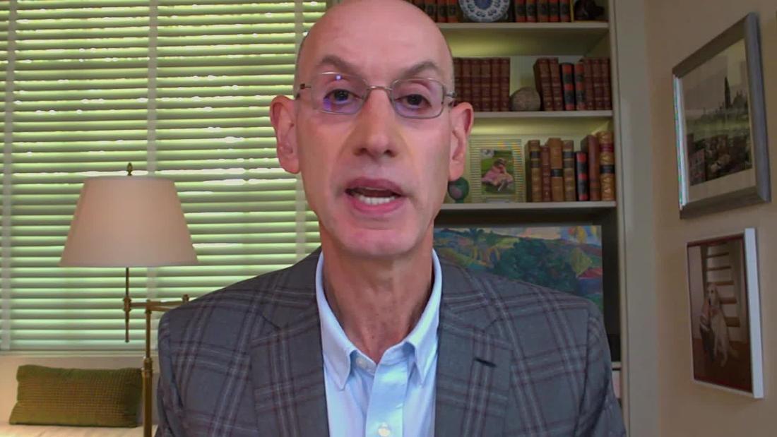NBA commissioner: 'Best guess' is next season won't start until 2021