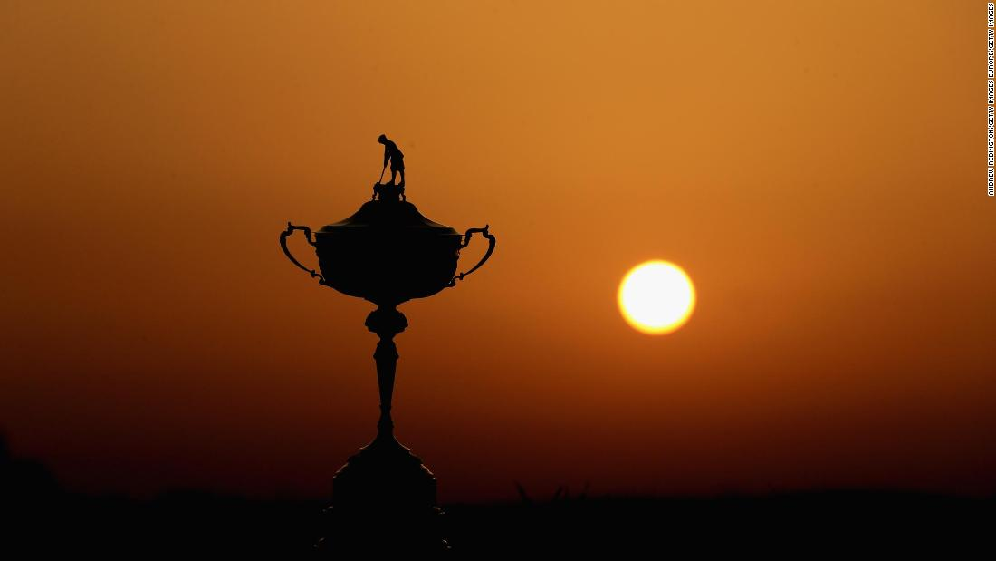 The inside story of the Ryder Cup