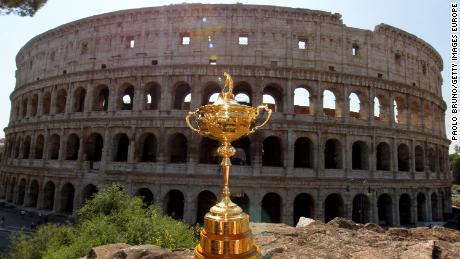 La Ryder Cup 2023 au Marco Simone Golf and Country Club sera la première fois que le tournoi sera joué en Italie.