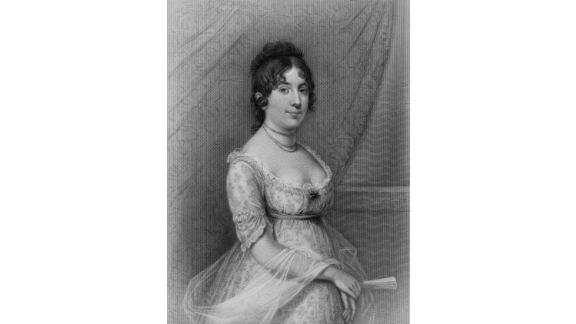 Through her massive popularity and savvy diplomacy skills, Dolley Madison helped evolve the standard for the first lady role.   The first first lady to host an inaugural ball, Dolley is known for employing both political acuity and social charm as she worked as a presidential hostess during husband James Madison's administration.   Served: 1809-1817