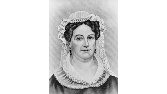Dying shortly before husband Andrew Jackson's inauguration, Rachel Jackson's chapter in American history often focuses on how horribly the press treated her for her past.   She'd married the future president in 1791 without officially divorcing her first husband. Rumors swirled about infidelity -- leaving Andrew Jackson always ready to come to Rachel's defense. Their romantic history seeped into coverage of Jackson's presidential campaign and Rachel witnessed some of Washington's bite. Jackson won in 1828, but Rachel didn't live to join him in Washington as first lady.   Niece Emily Donelson -- and later Sarah Yorke, Jackson's daughter-in-law via his adopted son -- took over the role in Rachel's place.