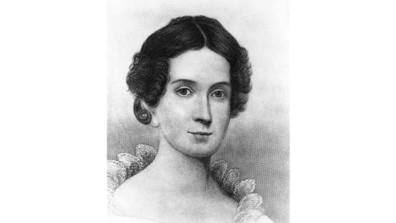 """Letitia Tyler was the first wife of """"His Accidency,"""" which is what political foes called President John Tyler. President William Harrison had been in office for a month before he died, suddenly bumping up VP Tyler. This wasn't part of the Tylers' plan; Letitia had suffered a stroke two years prior that left her confined to a wheelchair, and they thought they'd be able to continue to live at their Virginia residence.  Once in the White House, Letitia Tyler relinquished the now expected hostess duties to her daughter-in-law, Priscilla. An actress by trade, Priscilla enjoyed the work and was quite successful at it, filling in as White House hostess even after Letitia's death in 1842. Letitia was the first president's wife to die in the White House."""