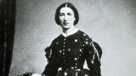 Margaret Taylor was another first lady who would've been content not to be. Born in Maryland, she'd married Lieutenant Zachary Taylor and went with him from post to post, but drew the line at playing the role of first lady.   She took zero interest in Washington society or the tasks of presidential hostess, passing them off to her youngest daughter Mary Elizabeth when Taylor took office in 1849.  This arrangement didn't last long; President Taylor died suddenly in 1850.