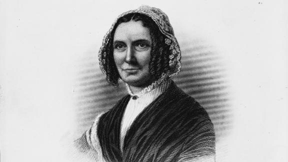 An educated teacher from New York, Abigail Fillmore's story is unique because she's the first first lady to maintain a career after marrying. Future president Millard Fillmore had a hard time getting started in law, and Abigail continued to teach to help support their family.   She was a studied political partner, but when her VP husband moved into the White House following the death of President Taylor, Abigail Fillmore cited poor health and left a lot of the hostess duties to her daughter. She did leave a lasting legacy through her passion for books and learning, successfully lobbying for and starting the White House library.   Served: 1850 - 1853