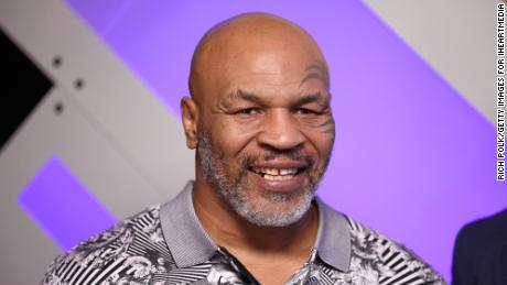 The last dance or first blood? Mike Tyson returns to the ring to fight Roy Jones Jr.