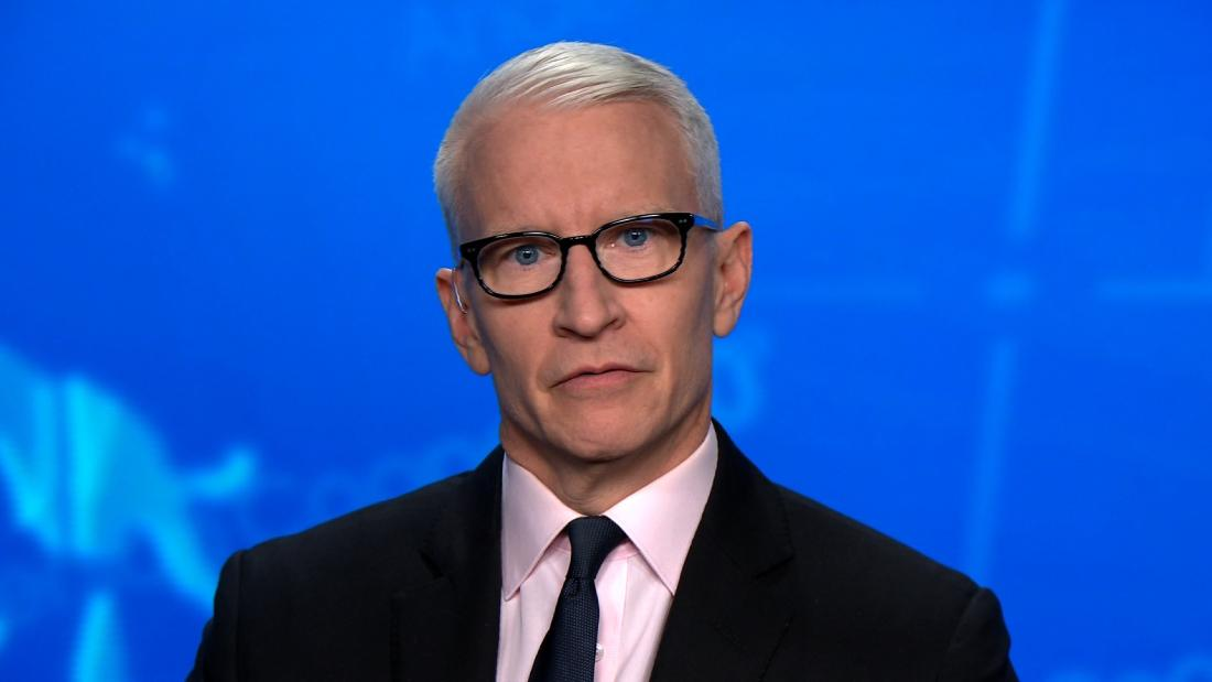 Anderson Cooper: Are elderly people now disposable? Look in the mirror, Trump