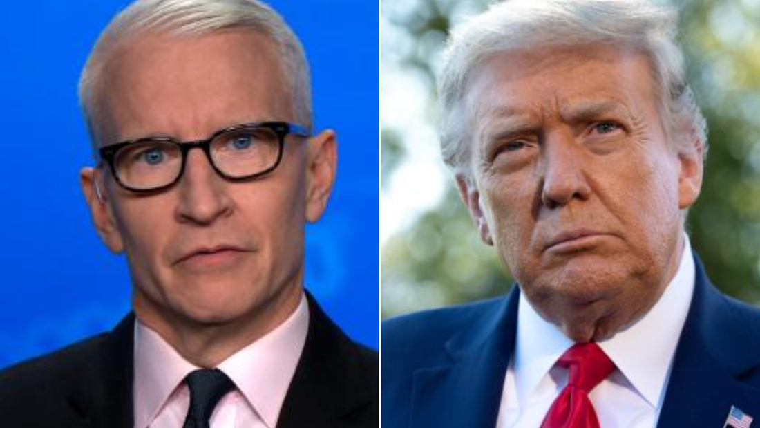 Anderson Cooper blasts Trump's coronavirus contradictions
