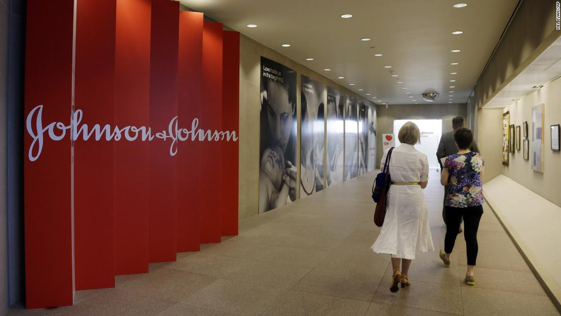 Johnson & Johnson's vaccine is fourth to begin Phase 3 trials in US