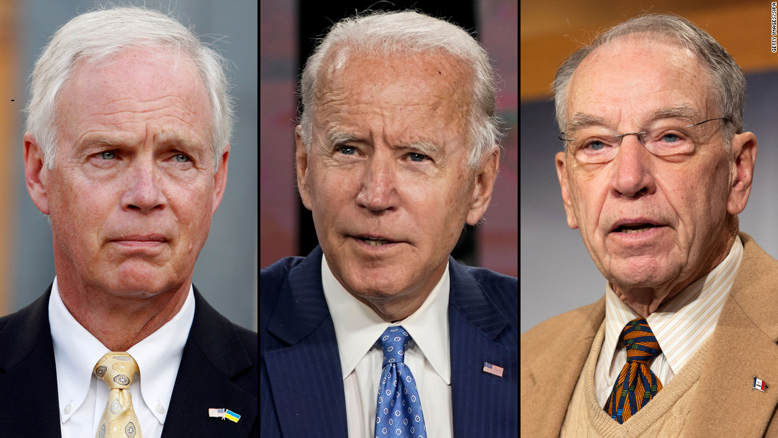 Senate GOP report attacks Bidens with previously aired allegations of conflicts of interest – CNN