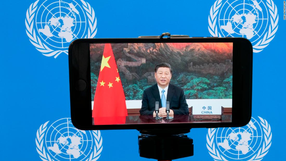 See how China responded to Trump's UN speech