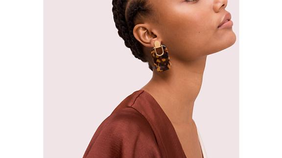 Kate Spade Sedgewick Statement Earrings