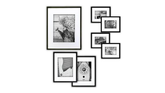 Andover Mills 7-Piece Spears Picture Frame Set