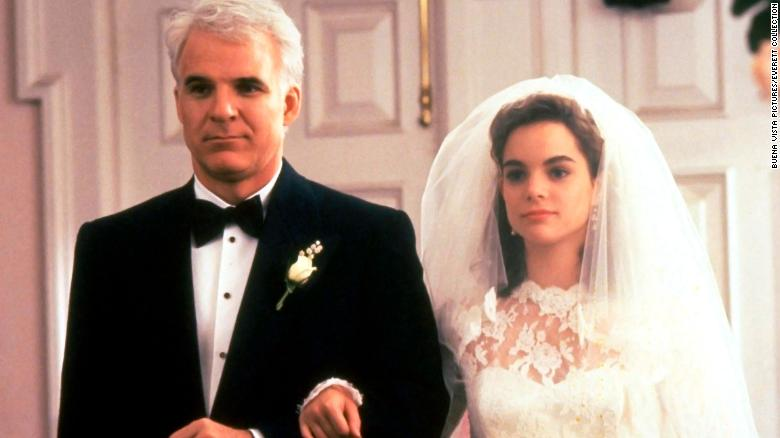 Netflix is hosting a 'Father of The Bride' reunion on Friday