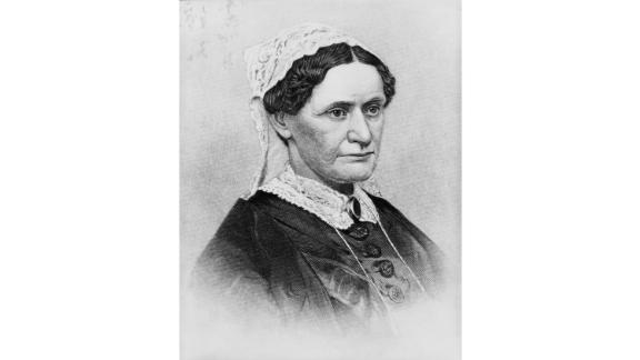 The assassination of Abraham Lincoln propelled Andrew Johnson into the presidency -- and Eliza McCardle Johnson into the role of first lady. Suffice to say she wasn't over the moon with this new title, and preferred to maintain her privacy even as she relocated to the White House.   While she maintained some of the traditional hostess duties, Eliza Johnson also relied on daughters Martha and Mary while she focused on being her husband's unwavering political adviser. She's known for her staunch loyalty to Johnson, which remained steady even through his impeachment trial.  Served: 1865 - 1869