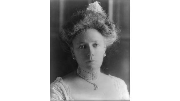 """Where President William Taft may have lacked ambition, historians say his wife Helen """"Nellie"""" Taft made up for it. She came from a political family and had a keen interest in politics, and eagerly stepped into the role of presidential wife.   She was the first first lady to ride next to her husband in his inaugural parade, which helped solidify and elevate the status of the first lady. Nellie Taft, who suffered a stroke not long after her husband's administration began, devoted herself to improving the cultural competency of Washington, D.C.; it was Nellie who gave us the city's beloved Japanese cherry trees.  Served: 1909 - 1913"""
